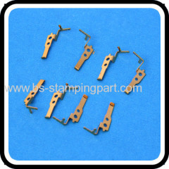 medical equipment gold plating terminal