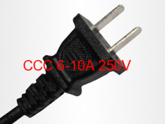Chinese-style two plug plug cable manufacturer