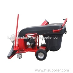 2 in 1 6.5hp honda engine leaf vacuum machine