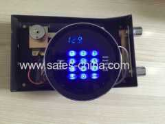 Electronic motorized safe lock for hotel room safe/ guestroom laptop safe/