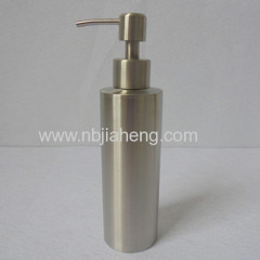 High qality good price new design stainless steel soap dispenser manual