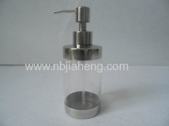 Stainless steel Lotion soap Dispenser