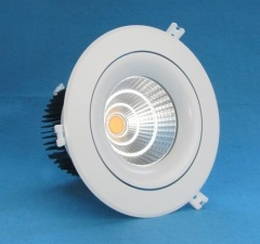 50W COB led downlights australia