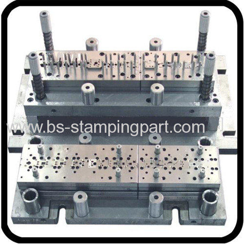 stamping mold parts with wear resistance polished property