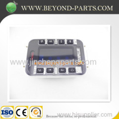 Caterpiller excavator E320B monitor LCD screen display panel 151-9385 high quality