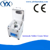Easy Operation Automatic Solder Cream Mixer Machine