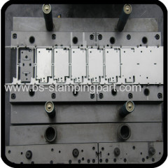 moule d'emboutissage progressif pour estampage de métal