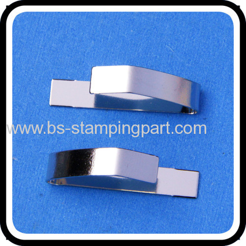 copper plating stainless steel terminal stamping