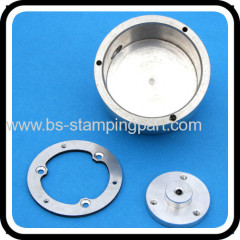stamped selective plating parts