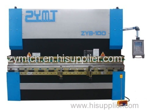CNC press brake hydraulic servo press brake CNC bending machine