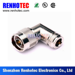 RF Adaptor N Male to N Female Right Angle Connector