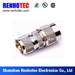 RF Connector N Male to UHF Male Adapter 50 ohm Straight