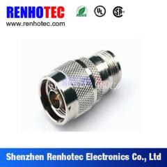 N Jack Female To N Type Plug Male Straight RF Coax Adapter