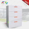 Vertical filing cabinet steel material 4 drawer