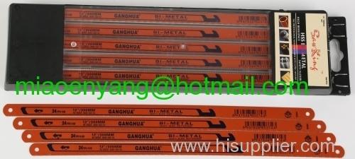hacksaw blade HSS bimetal 12inch