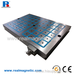400*600 electro permanent magnetic workholding