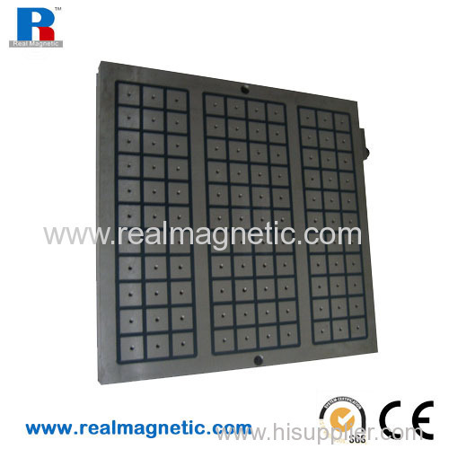 800*800 electro permanent magnetic workholding