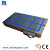 machining center magnetic chuck
