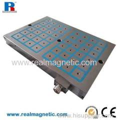 CNC Magnetic workholding
