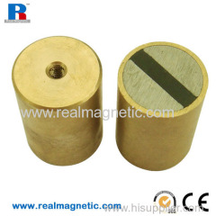 Sintered Nd-Fe-B Magnet