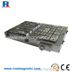 600*400 electro permanent magnetic plate