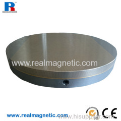 circular Magnetic workholding