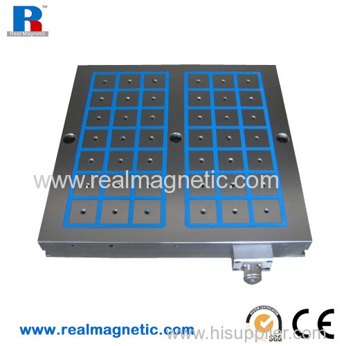 500*500 electro permanent magnetic workholding