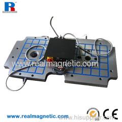 magnetic platen