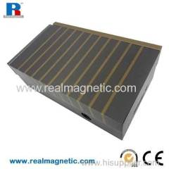 150*250 rectangle powerful permanent magnetic chuck