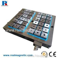 600*1000 electro permanent magnetic workholding