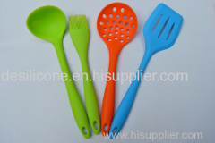 silicone spatula set / silicone cooking set / silicone kitchen utensil set