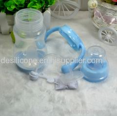 Feeding supplies new arrival silicone milk bottle for feeding