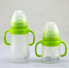 High Quality BPA Free Silicone Biberon Baby Bottle Manufacturer Wholesale Baby Feeding Bottle
