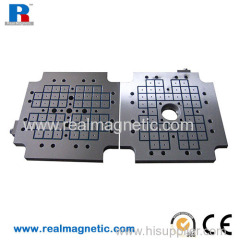 magnetic chuck for injection molding machine