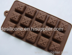 Silicon non-stick cake/silicon baking mould