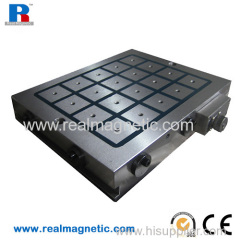 300*600 electro permanent magnetic plate