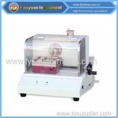 Plastic Manual Sample Notcher