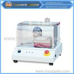 Automatic Plastic Sample Notcher