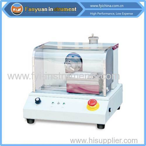 Plastic Notch Sampling Machine