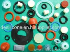 customized heat resistance silicone rubber gaskets