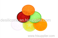 China Colorful Non Slip Thermal Insulation Silicone Pad