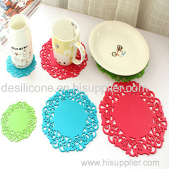 FDA approved silicone pad for cup and kitchen use