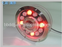 outdoor led underwater light led pool light