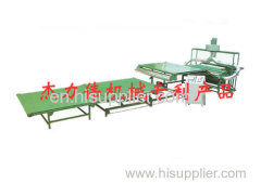 Automatic cotton/wool/polyester recycle machine