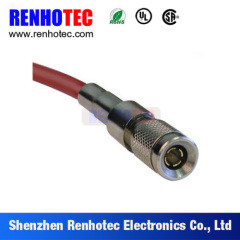 RF Connector Straight Plug 1.0/2.3 Connector For Cable