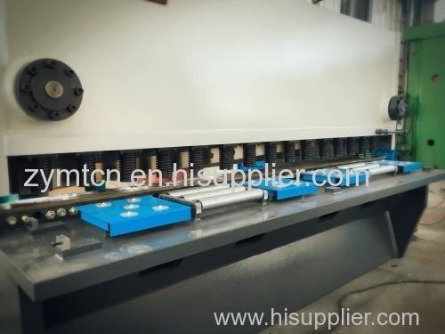 sheet metal cutting machine/CNC guillotine