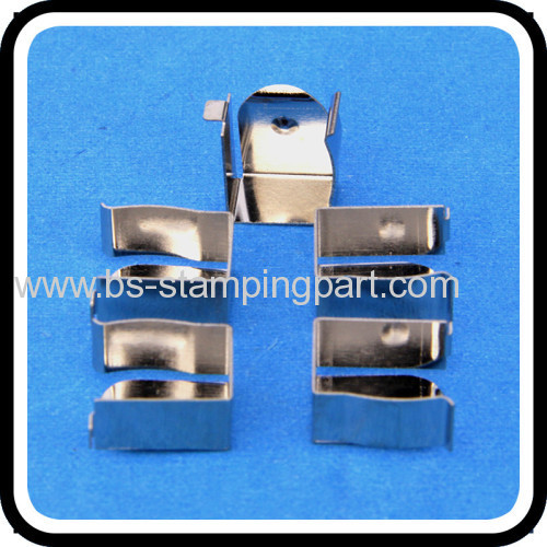 metal wire clip metal stamped process