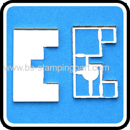 nil-plated stamping copper EMC RF shields case