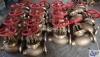 JIS Marine Bronze Globe Fire Hose valve 5k 16k