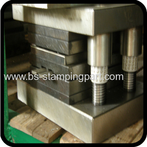 metal stamping compound mould